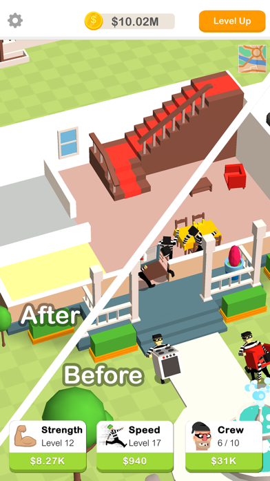 Idle Robbery screenshot 4