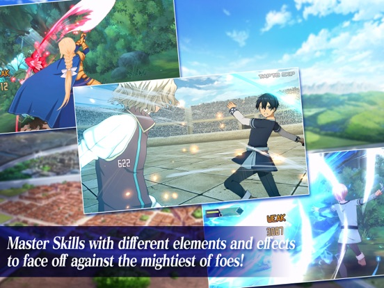 Sword Art Online screenshot 9