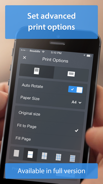 Printer Pro Lite by Readdle Screenshot