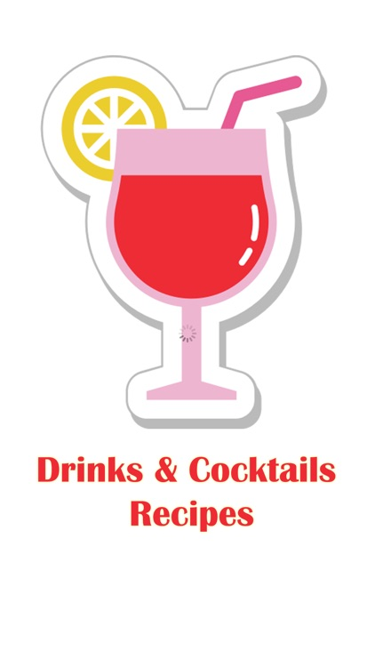 Drinks & Cocktails - Recipes