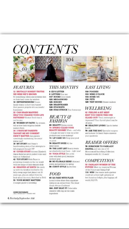 Fairlady Magazine screenshot-4
