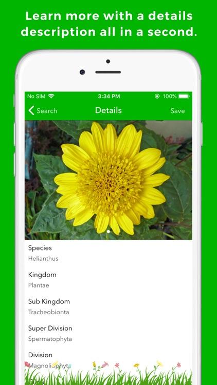 Plant Identification & Info screenshot-3