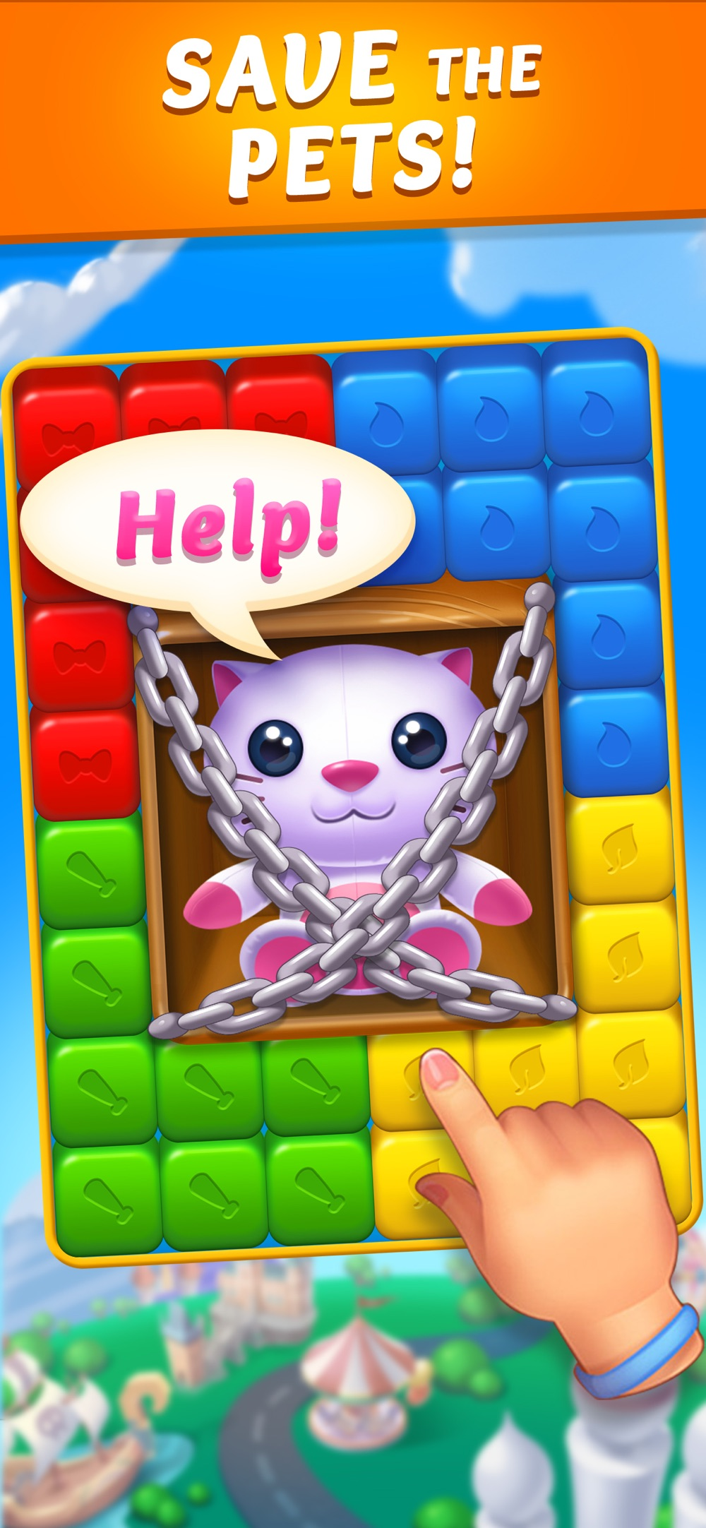Cube Blast Pop – Tapping Fever Cheat Codes