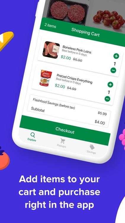 Flashfood: Grocery Deals screenshot-3