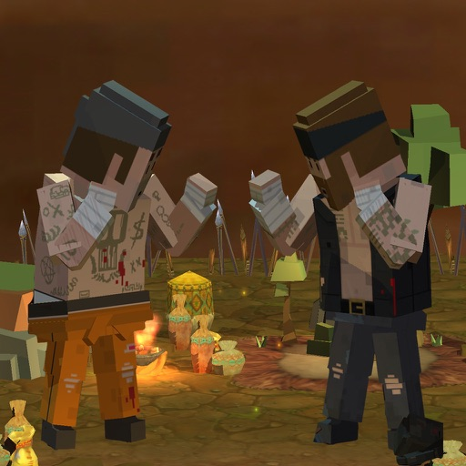 blocky heros