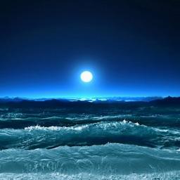 Ocean Wave Photo Frames