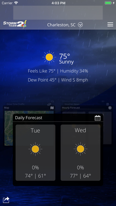 download WCBD Weather apps 1