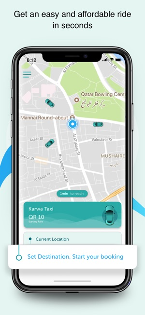 Karwa Taxi on the App Store