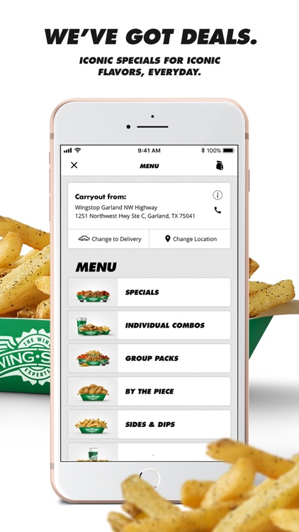 Wingstop screenshot-4
