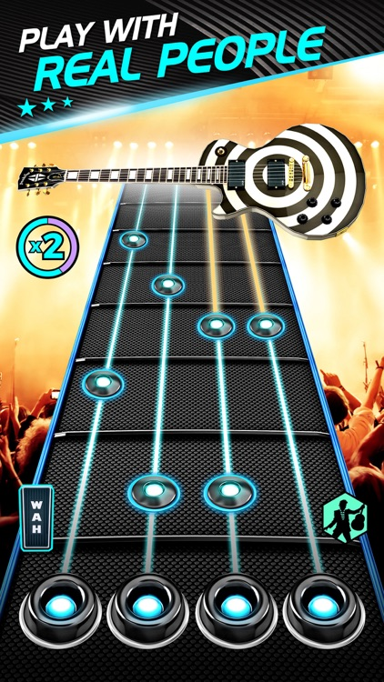 Guitar Band - Battle Hero screenshot-0