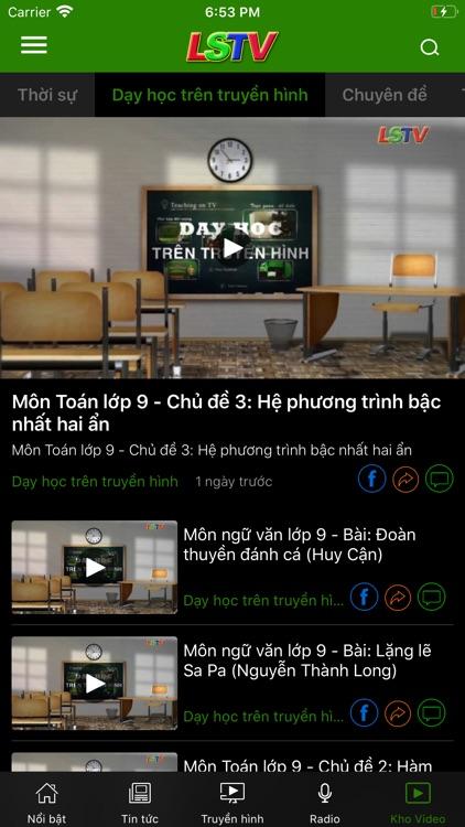 LSTV Go - Truyền Hình Lạng Sơn screenshot-3