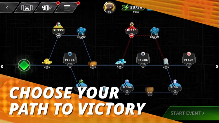 Forza Street: Tap to Race screenshot-3