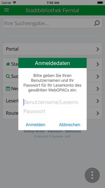 webopac schwandorf