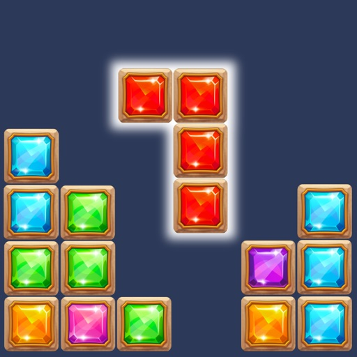 Block Puzzle: Fit Jewels