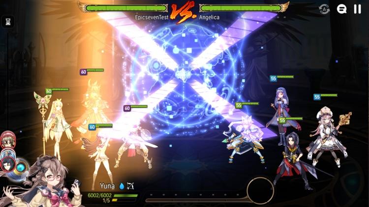 Epic Seven screenshot-5