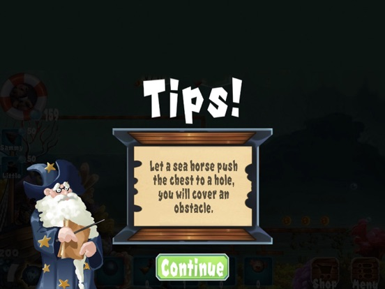Sammy and Little Ocean Advents screenshot 16