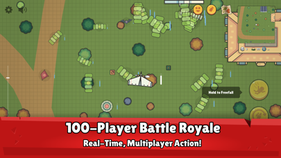 ZombsRoyale.io screenshot one