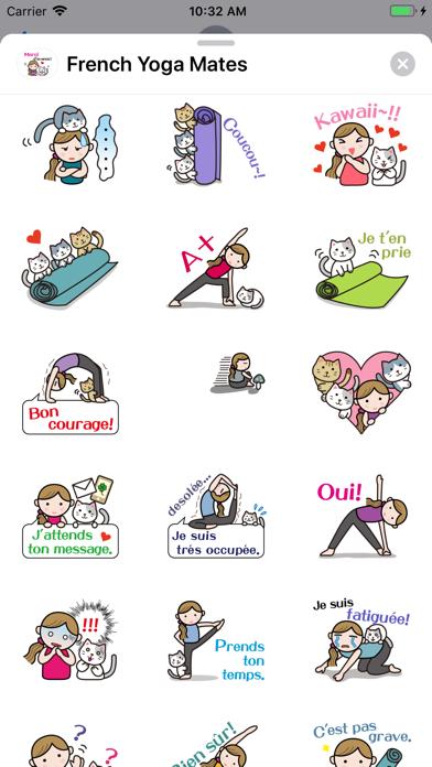 French Yoga Mates screenshot 2