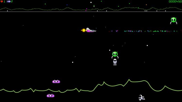 Interstellar Guardian screenshot-0