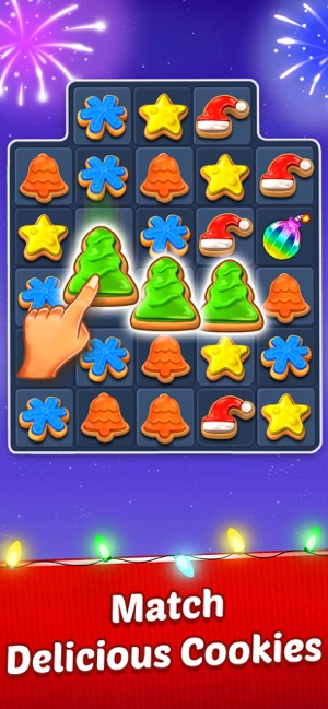 Christmas Cookie Help Santa On The App Store