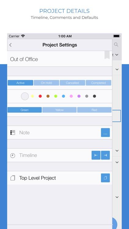 Organize:Me Cloud To-Do's screenshot-7