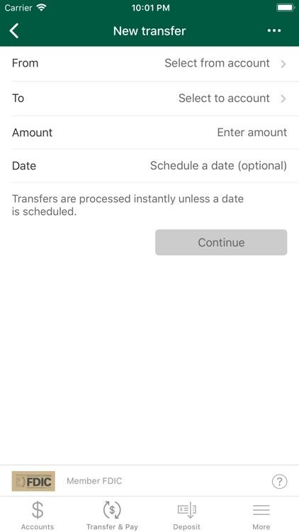 MidWestOne Bank screenshot-4