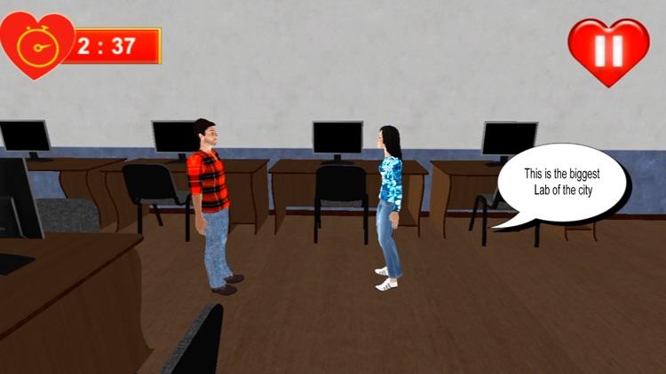 Virtual Romance Sim: Love City screenshot-6