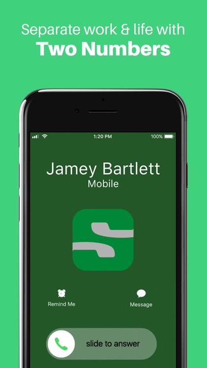 Sideline: Second Phone Number screenshot-6