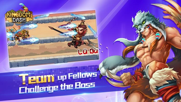 Kingdom Dash ! screenshot-4