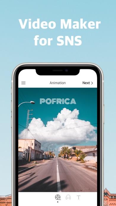 Pofrica make VLog for SNS(IG)