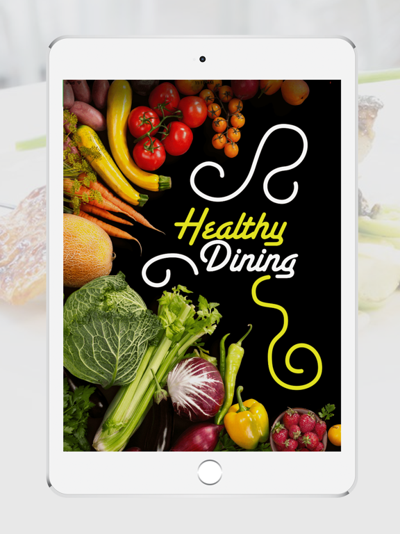 Healthy Dining Screenshots