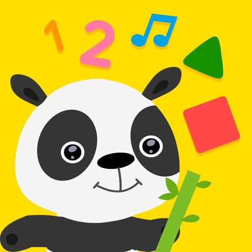 幼儿园儿童的教育游戏和学习歌曲