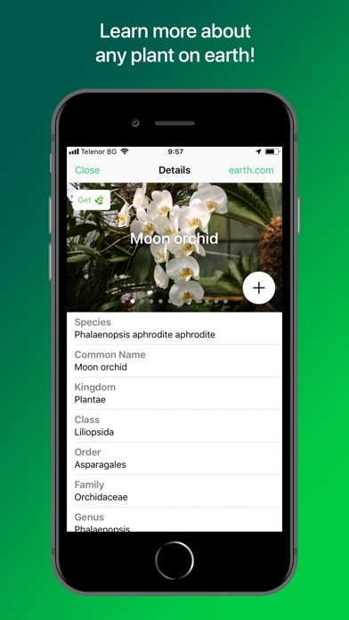 PlantSnap Pro: Identify Plants Screenshot