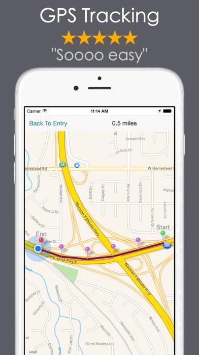 MEL PRO: Car Mileage & Expense screenshot three