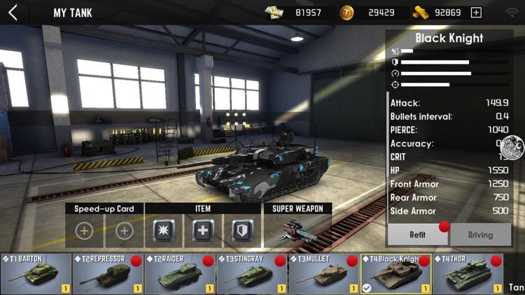 League of Tanks screenshot-5