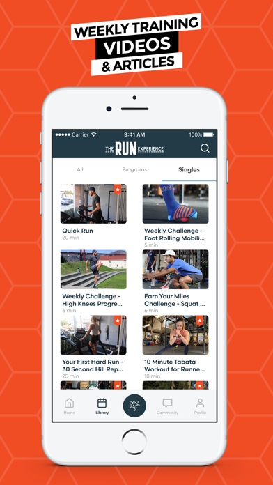 The Run Experience: Run Plansのおすすめ画像2
