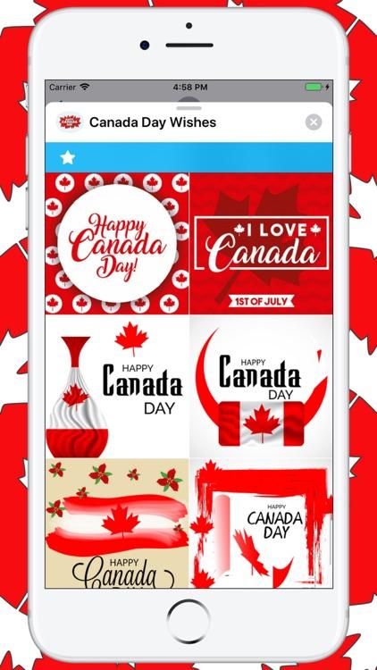 Canada Day Wishes screenshot-7