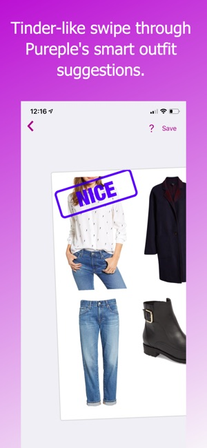 f80b1514beb0  Pureple Outfit Planner on the App Store
