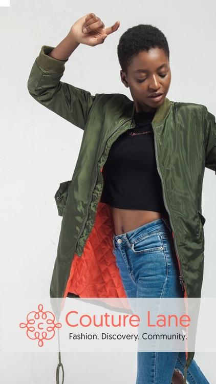 Couture Lane - The Fashion App