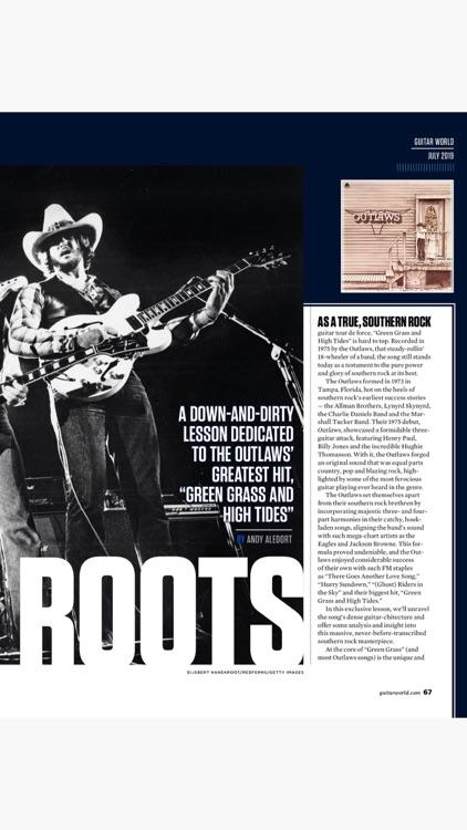Guitar World Magazine screenshot-9