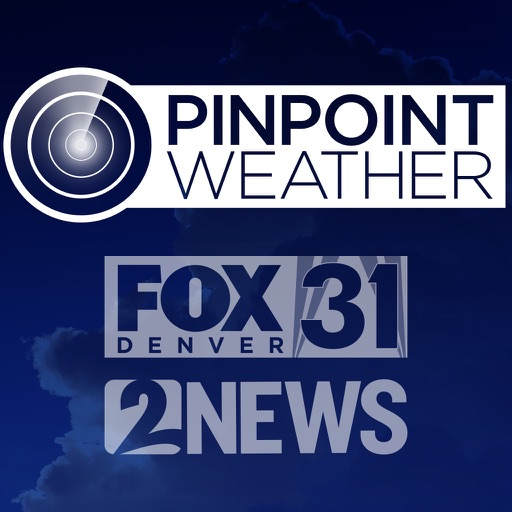 Pinpoint Weather - KDVR & KWGN iOS App