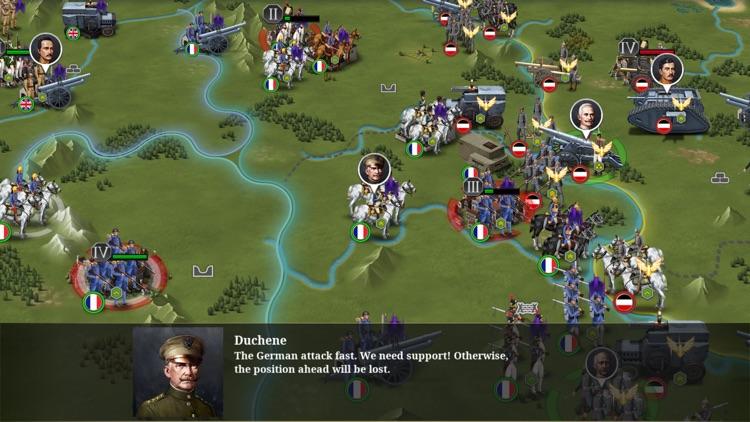 European War 6: 1914 screenshot-0