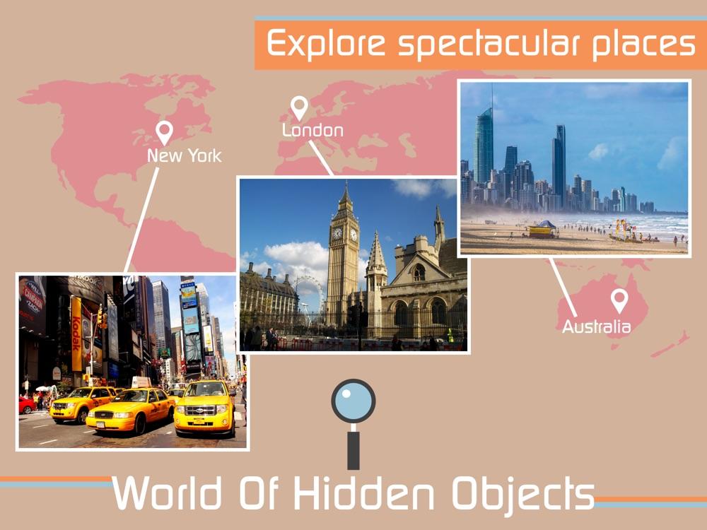 World Of Hidden Objects Cheat Codes