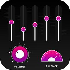 Volume & Bass Booster