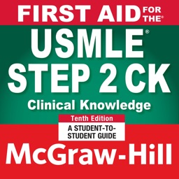 First Aid USMLE Step 2 CK 10/E