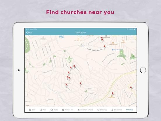 Screenshot #5 pour Bible Offline JFA