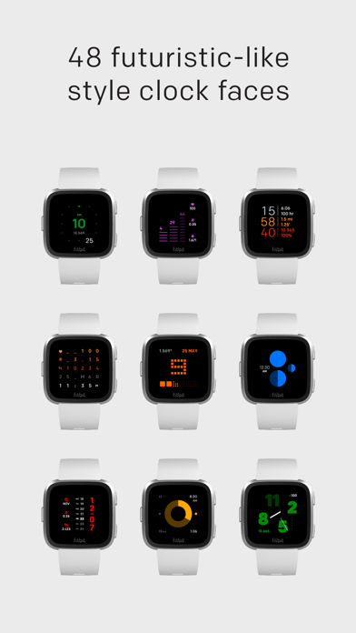TTMM for Fitbit Versa for PC - Download on Windows/Mac
