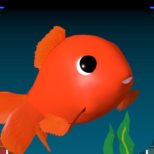 Kawaii Goldfish Simulatior 3D