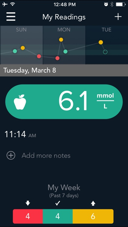 CONTOUR DIABETES app (MY) screenshot-1