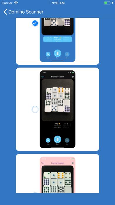 Domino Scanner screenshot 3